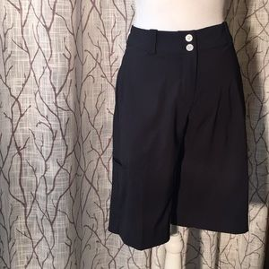 Nike golf woman's shorts black